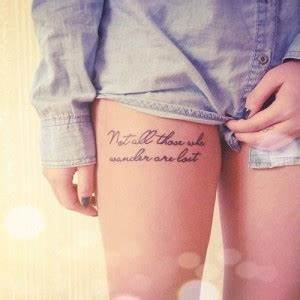 Quotes For Girls Side Tattoos. QuotesGram