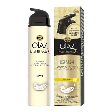 Oil of olaz total effects 7 in 1 parfumvrij