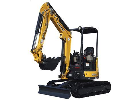 yanmar vio  mini excavator  lbs operating weight