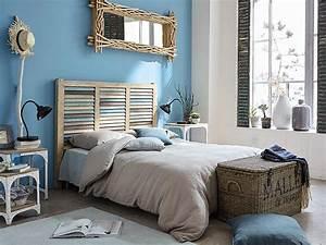 Tete De Lit Bleu : focus couleur le bleu dans la d co le blog d co de ~ Premium-room.com Idées de Décoration