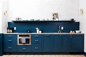 Beautiful Blue Kitchen Design Ideas