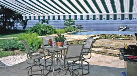 retractable awnings prices lehigh valley pennsylvania youtube