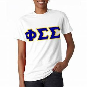 phi sigma sigma sorority shirts apparel gear and gifts With phi sigma sigma letter shirts