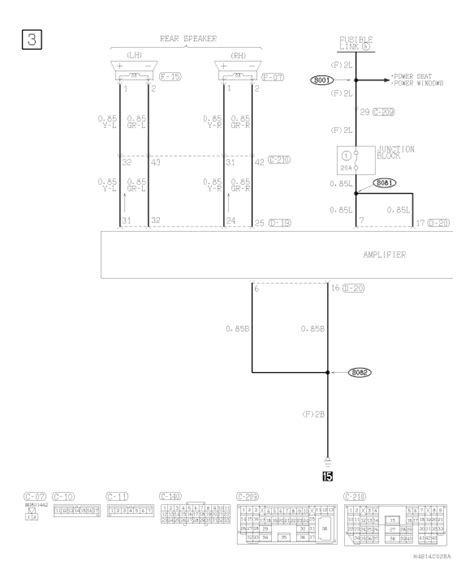 Chrysler Sebring Wiring Diagram 2004 by I Am Looking For A Wiring Diagram To The Stereo In My 2004