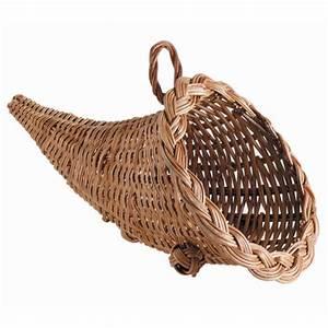 Cornucopia Basket Cornucopia Decorations