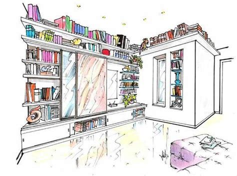 Costruire Libreria A Muro by Libreria A Muro Un Progetto Per Vestire Lo Spazio