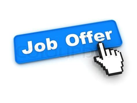 job offer several offers