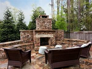 Atlanta Stone Fireplaces  Outdoor Fire Pits  U0026 Grills