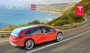 Forum Auto : tesla model 3 concept render ~ Gottalentnigeria.com Avis de Voitures