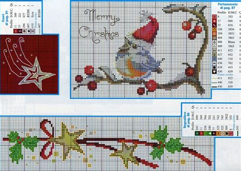 1000+ Ideas About Christmas Cross Stitches On Pinterest