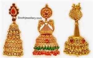 jhumki style earrings in gold indian gold earrings jhumka hd jhumkas jewellery