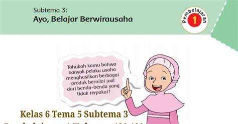 Kunci jawaban buku tematik tema 4 kelas 5 sd. Kunci Jawaban Buku Tematik Tema 5 Kelas 6 Halaman 120, 122 ...