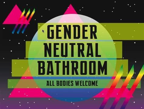 gender inclusive bathrooms washington 25 best ideas about gender neutral bathroom signs on