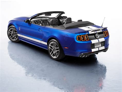 Ford Shelby Mustang Gt500 Convertible 2018 Exotic Car