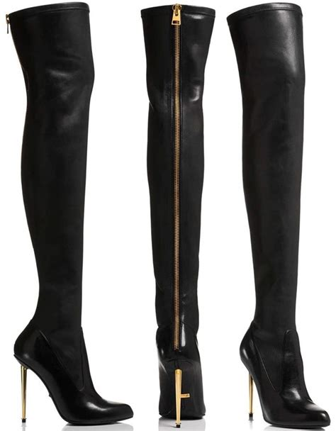 best ac best 25 thigh high leather boots ideas on