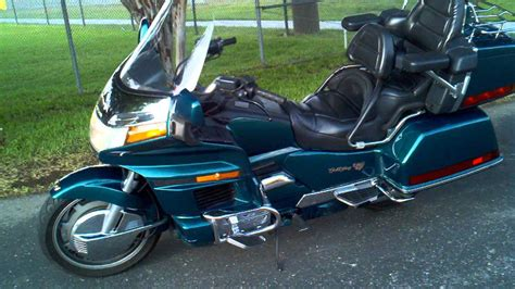 honda goldwing 1500 1995 honda goldwing 20th year anniversary classic