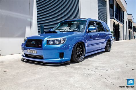unconventional clayton pallisters  subaru forester