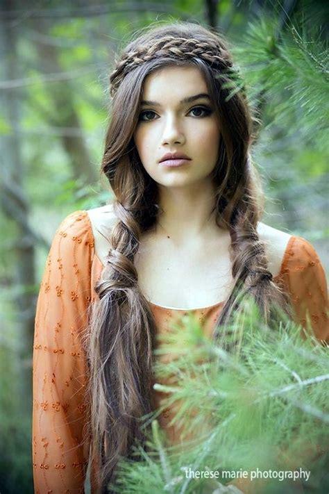 trendiest bohemian hairstyles  women fashion
