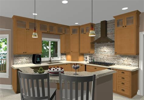 t shaped kitchen islands home design cool t shaped kitchen island on ideas with