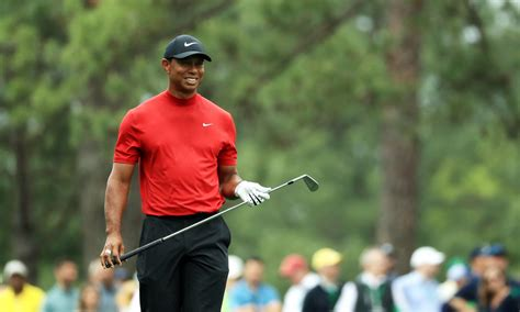 Masters: Twitter erupts after Tiger Woods' win at Augusta ...
