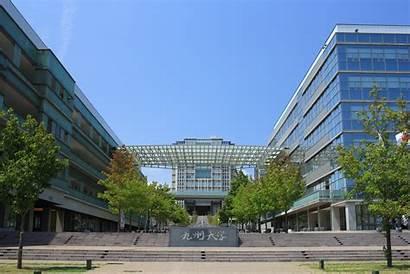 Kyushu University Campus Ito Zone Center Fukuoka