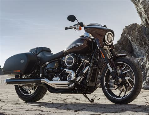 Davidson Sport Glide by Harley Davidson Launch The New Sport Glide Principal