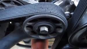Replace Serpentine Drive Belt
