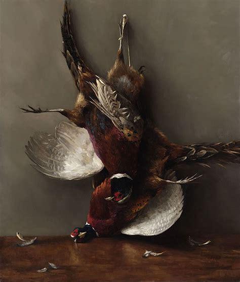 Sarah Lamb | Trompe L'oeil & Game Gallery, still life ...