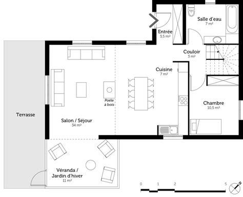 meilleure balance cuisine découvrez 5 plans de maisons de 100m et les plans de masse