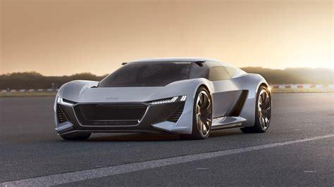 Audi Car : 2018 Audi Pb18 E-tron Concept