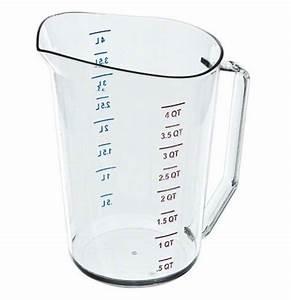 Compare price to 4 quart measuring pitcher | AniweBlog.org
