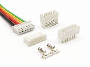2 50mm Pitch Wire To Board Connector  R2570 Series