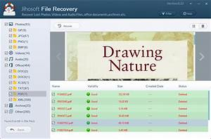 how to recover pdf files not saved deleted or lost With pdf document recovery