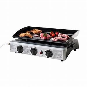 Petit Barbecue Électrique : plancha gaz premium 3 br leurs grills lectriques ~ Farleysfitness.com Idées de Décoration