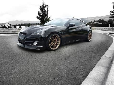 Hyundai Genesis Coupe. I Want One Of These As A Nice And