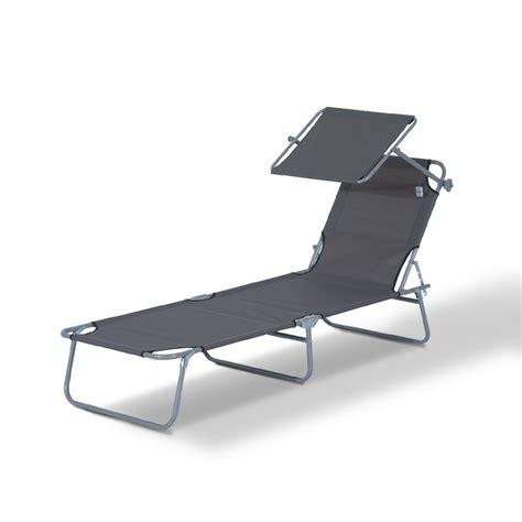 chaise longue bain de soleil pliable outsunny chaise longue pliante transat bain de soleil