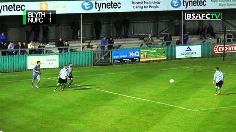 MATCH HIGHLIGHTS: Blyth Spartans vs Newcastle United U21s ...