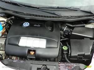 2003 Volkswagen New Beetle Gls Convertible 2 0 Liter Sohc