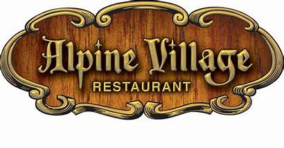 Village Restaurant Alpine German Market Liquors