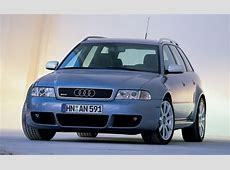 RS A Brief History of Audi's Top Performance Models Car