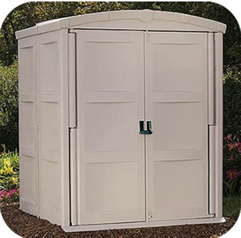 6x6 Vinyl Storage Sheds by 301 Moved Permanently