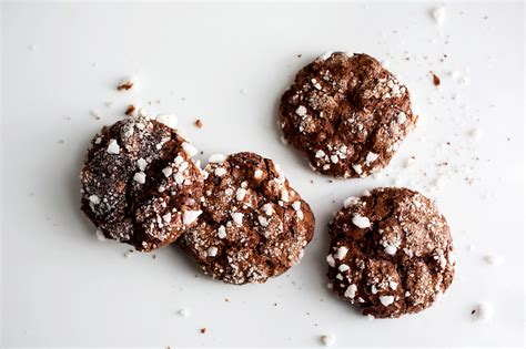 chewy chocolate snowcaps recipe nyt cooking