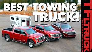 2018 F 150 Towing Capacity Chart Best Half Ton Towing Truck Ford Vs Gm Vs Ram Vs World 39 S