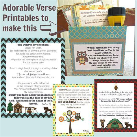 prayer box printables teaching children  gods
