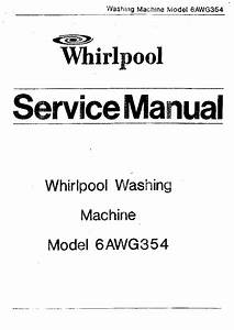 Whirlpool Delta Awm 8125 1 Service Manual Free Download