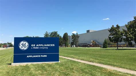 ge appliances expanding monogram plant  selmer tenn louisville business
