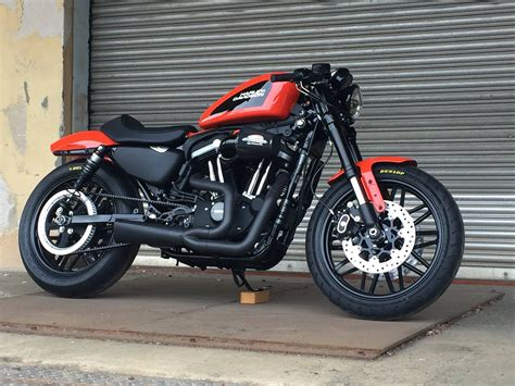 Modification Harley Davidson Roadster by Custom Harley Davidson Xl 1200 Sportster 174 Roadster 2017