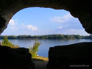 Cave Rock State Park Illinois