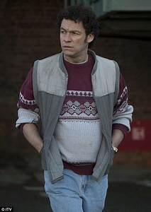 Dominc West in latest pictures as serial killer Fred West ...