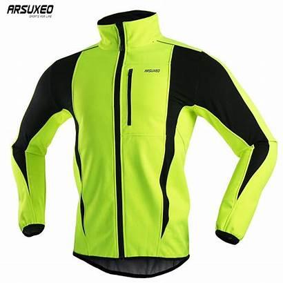 Cycling Jacket Winter Mtb Bike Bicycle Thermal